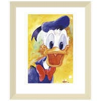 Image of ''Donald Duck Quacks'' Giclée by Randy Noble # 5