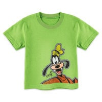 Goofy Outline Tee for Toddlers