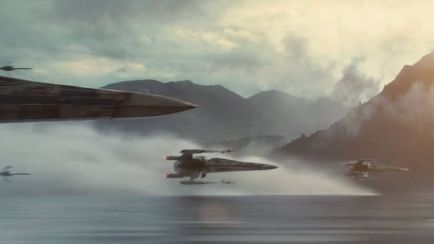 Star Wars: The Force Awakens - Teaser