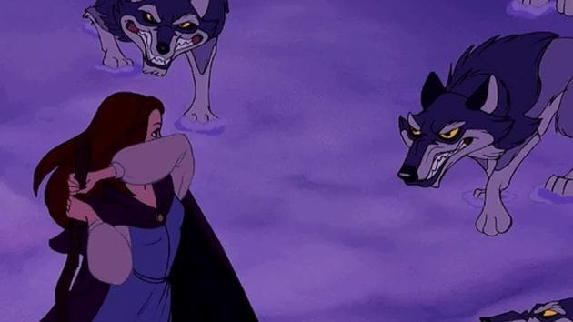 Beauty And The Beast Responsibilities Me Disney Lol