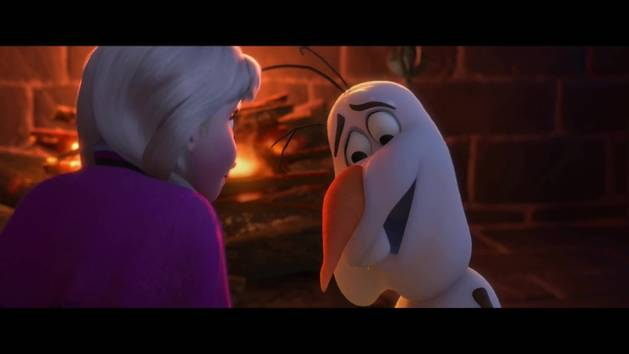 Die Eiskönigin - Was würde Olaf tun? - Was tun wenns brenzlig wird