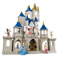 Image of Cinderella Castle Play Set - Walt Disney World # 1