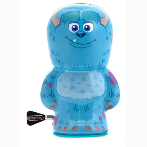 Sulley Wind-Up Toy - 4'' - Monsters, Inc.