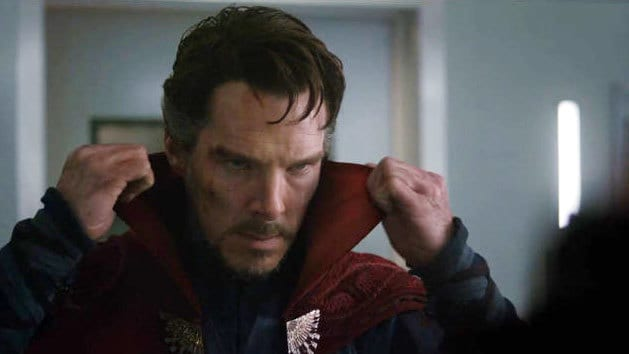 "Doctor Strange - ""Flies"""
