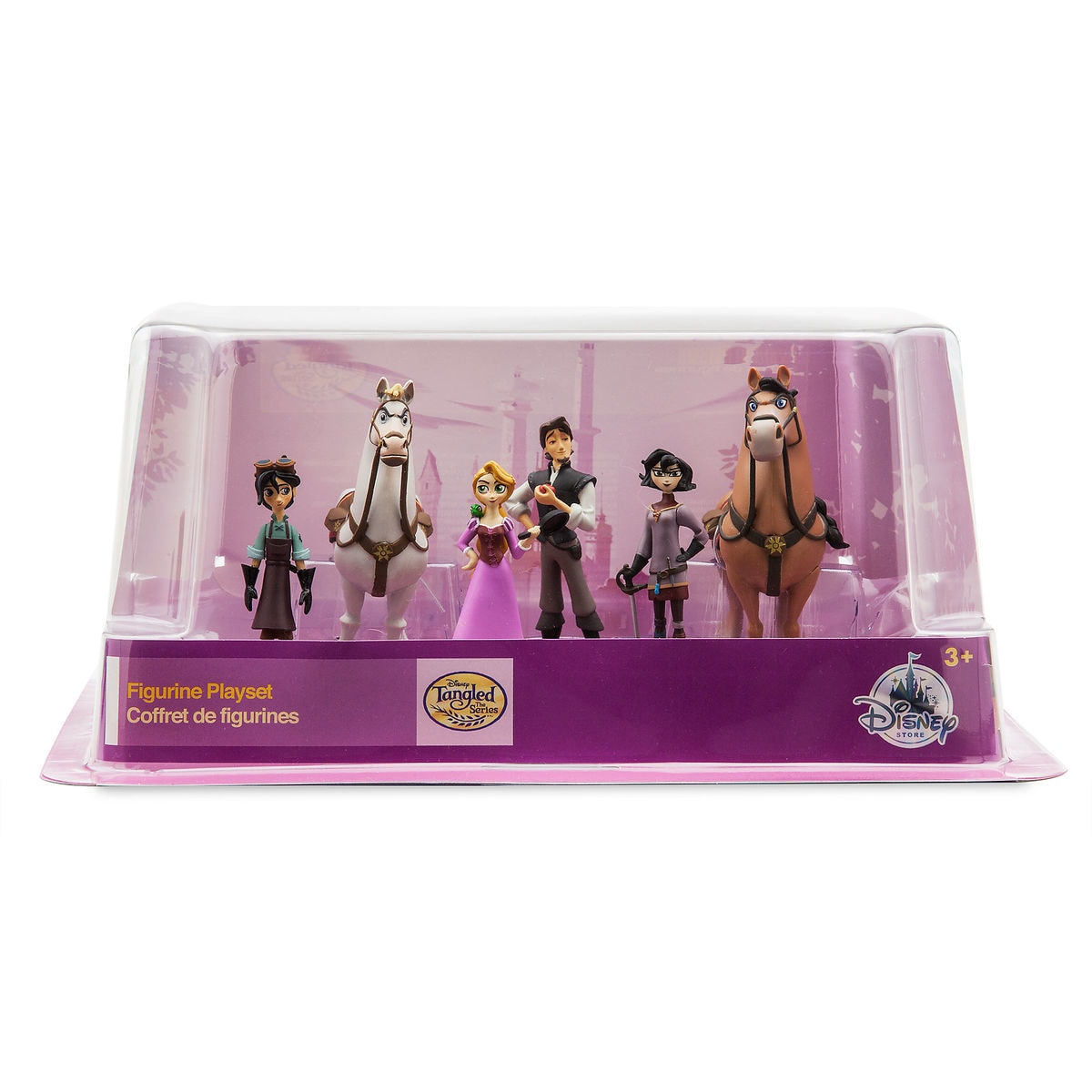 Tangled The Series Figure Play Set Shopdisney Rapunzel Product Image Of 2