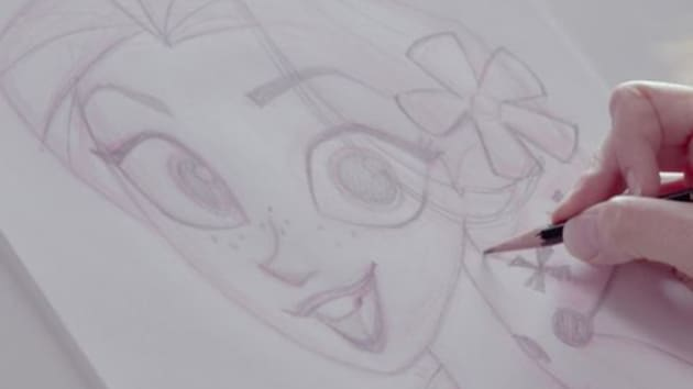 How To Draw Disney Characters Disney Video