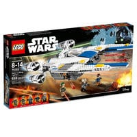 Image of Rebel U-Wing Fighter Playset by LEGO - Star Wars # 2