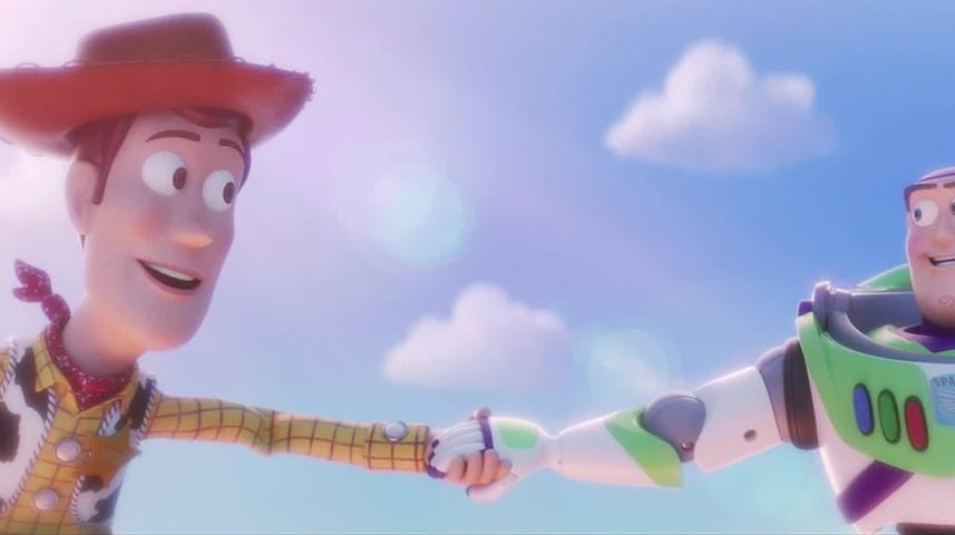 Toy Story 4 - 1. előzetes