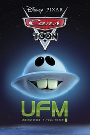 Cars Toon: Unidentified Flying Mater