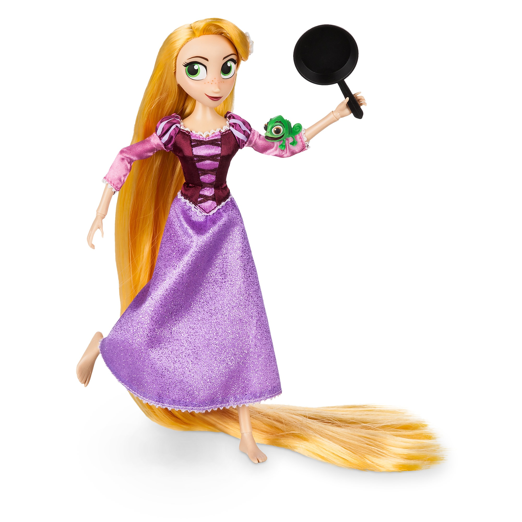 Rapunzel Adventure Doll - Tangled The Series - 10''