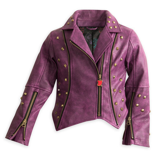 Descendants 2 Faux Leather Moto Jacket for Girls