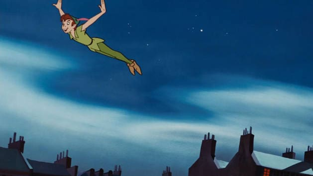 Sing Along ¨Puedes volar¨ - Peter Pan