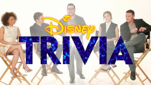 Disney Trivia With the Cast of Live-Action Beauty and the Beast