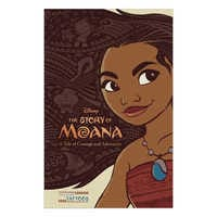Image of The Story of Moana Book # 1