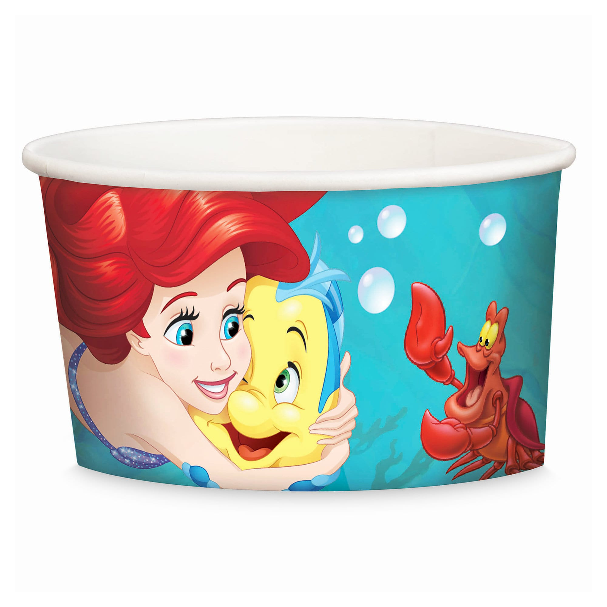 Ariel Treat Cups