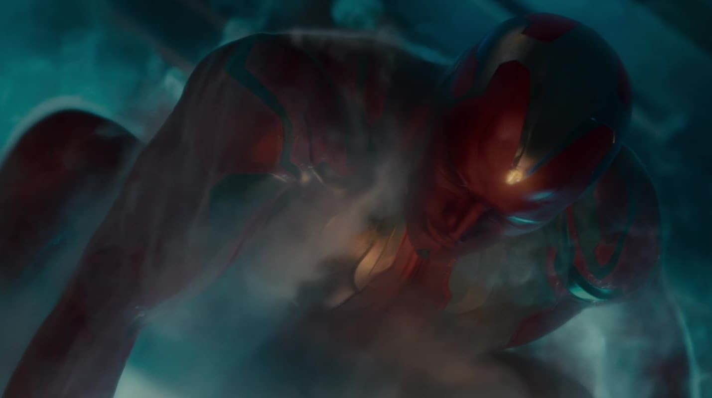 Marvel's The Avengers: Age Of Ultron - Vision rises
