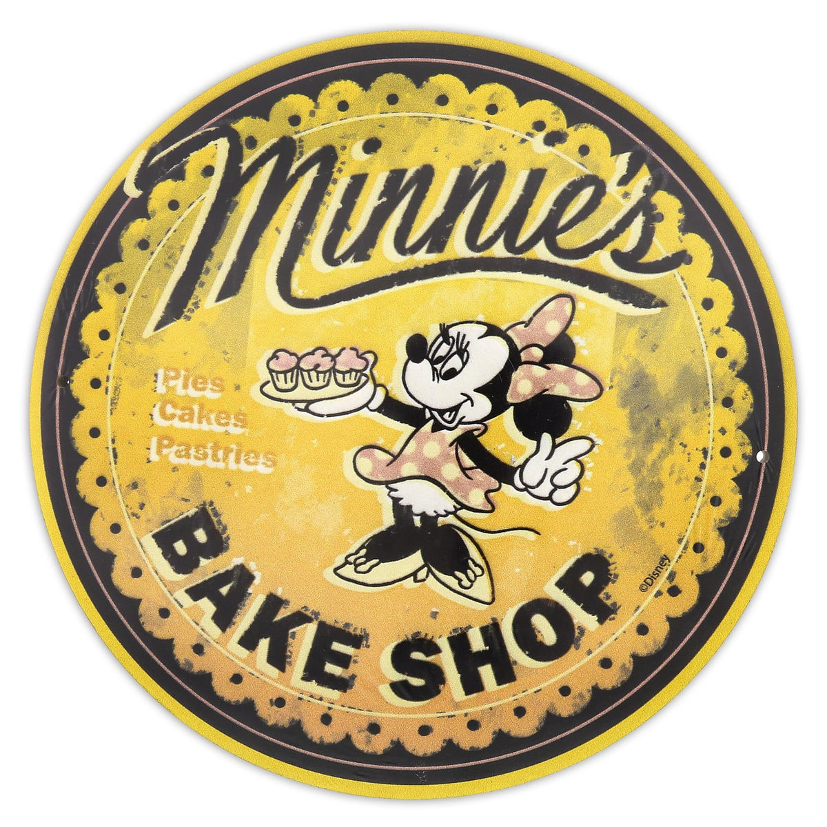 Minnie\'s Bake Shop Wall Sign | shopDisney