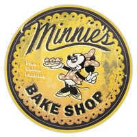 Image of Minnie's Bake Shop Wall Sign # 1