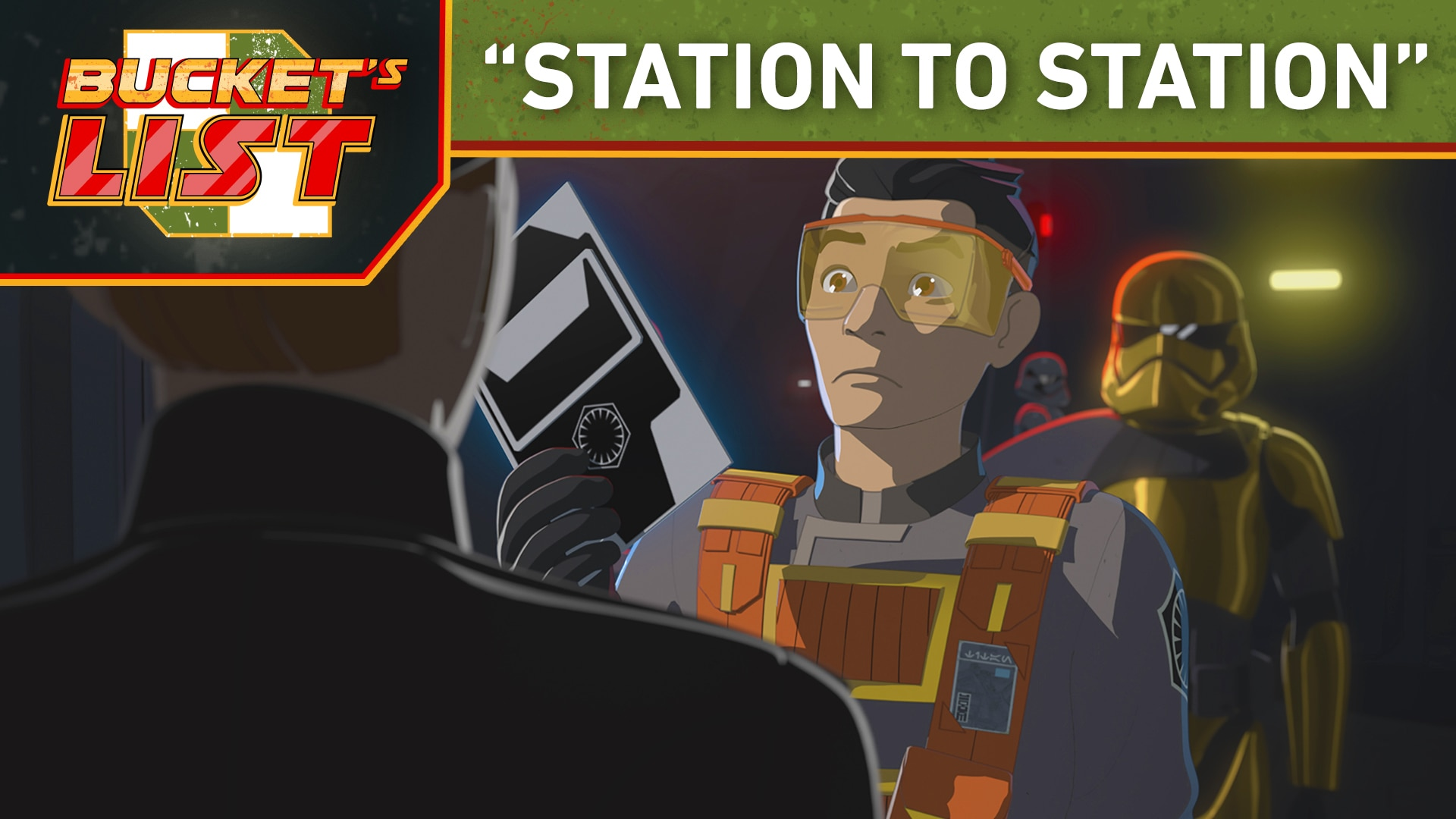 "Bucket's List: ""Station to Station"" - Star Wars Resistance"