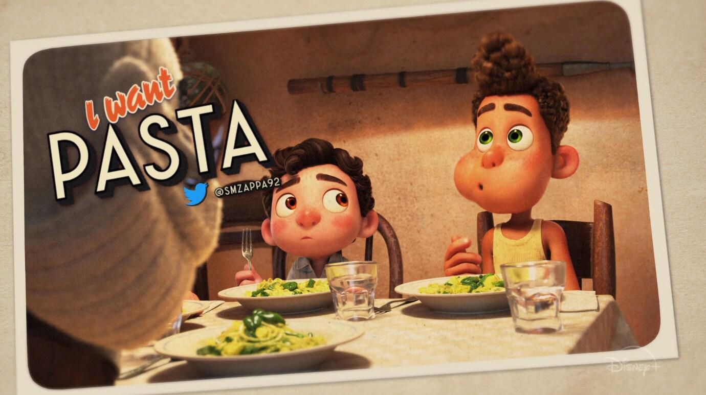 Greetings from Portorosso | Disney and Pixar's Luca | Disney+
