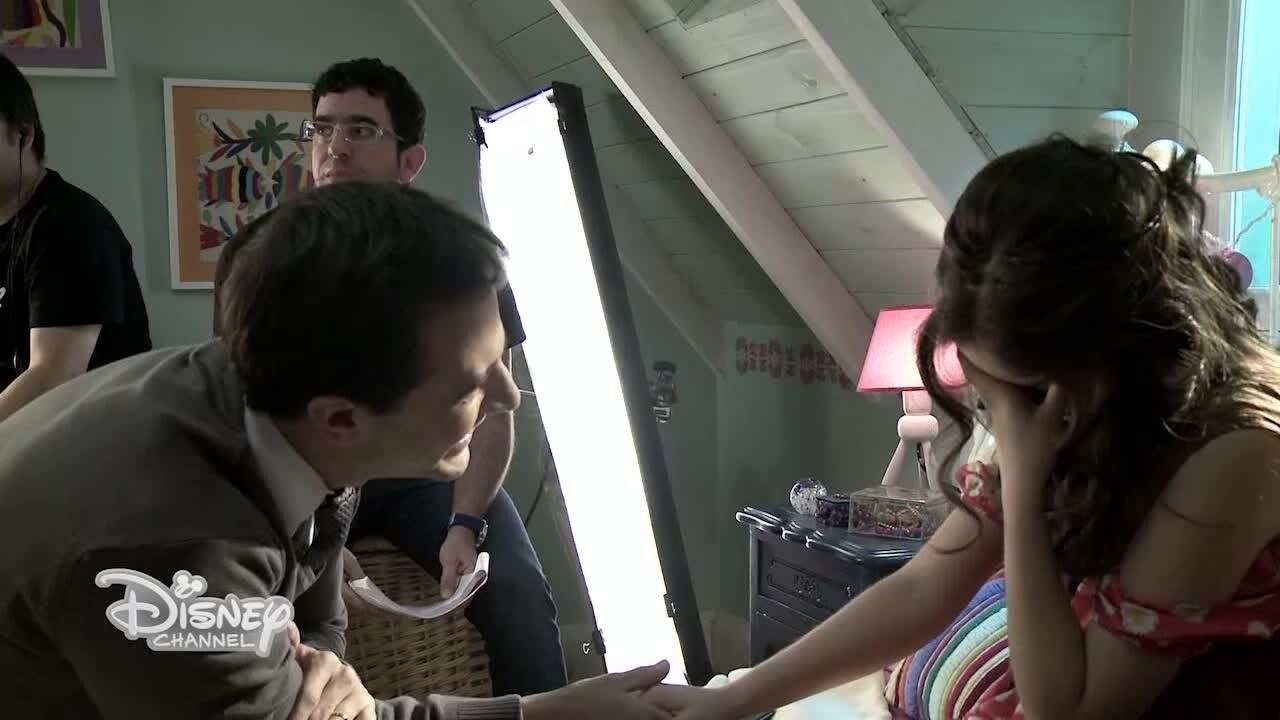 Soy Luna - Backstage di Luna e Miguel