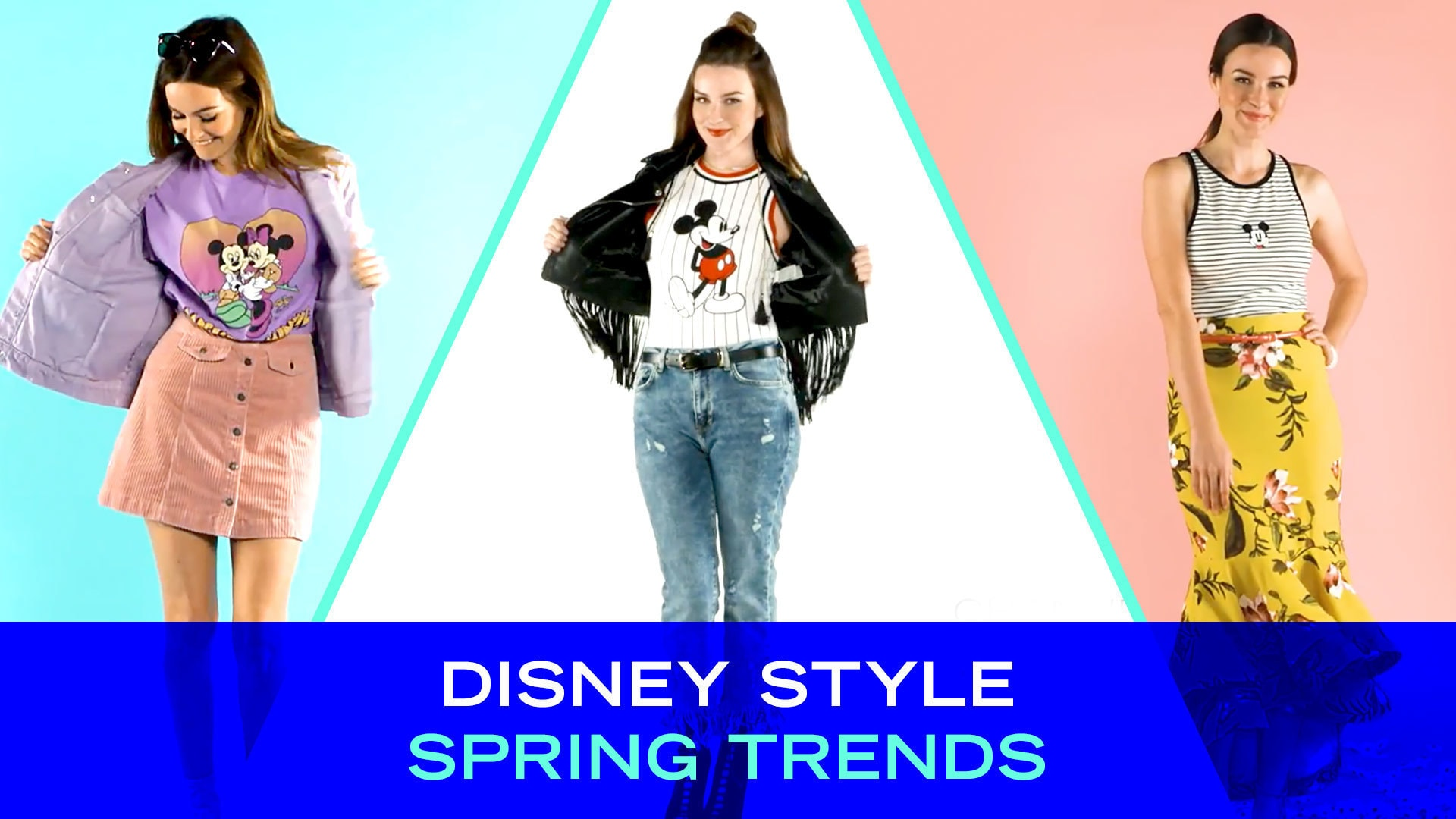 Spring Trends With Disney Style | Fashion by Disney Style