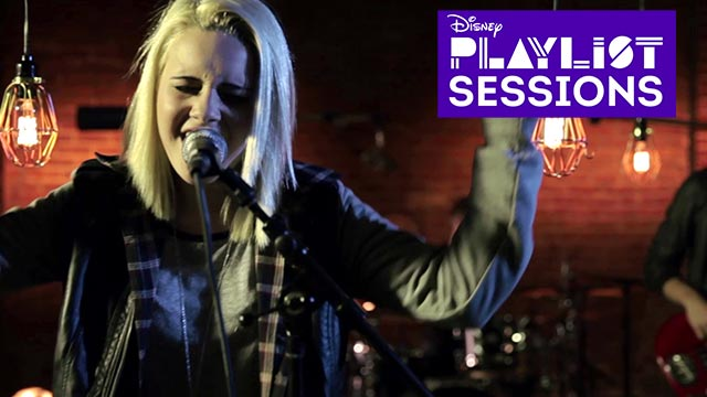 Young Blood | Bea Miller | Disney Playlist Sessions