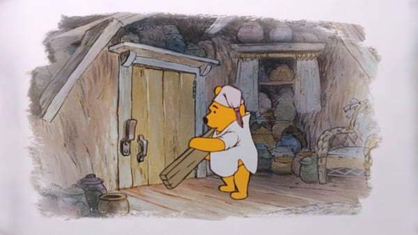 Mini Adventures Of Winnie The Pooh - Heffalumps and Woozles