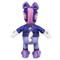 Daisy Duck Plush - Mickey and the Roadster Racers - Small - 9 1/2''