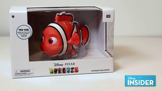 Interaction Nemo | First Look | Disney Insider