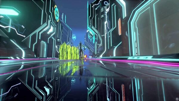 TRON RUN/r - Official Teaser Trailer