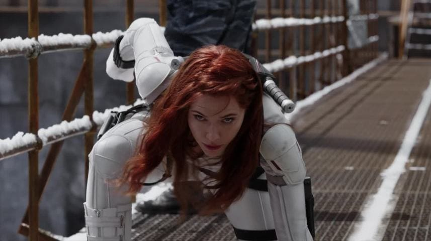 Black Widow - Fragman 1