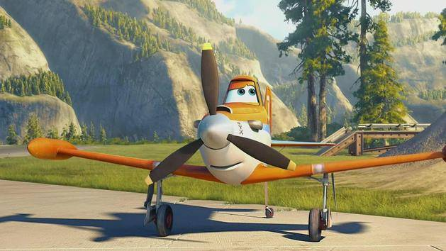 Planes 2: Immer im Einsatz - Offizieller Trailer