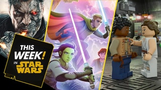 LEGO Celebrates Life Day, Bounty Hunters #4 Preview, and More!