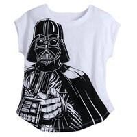 Darth Vader Bling Tee for Women