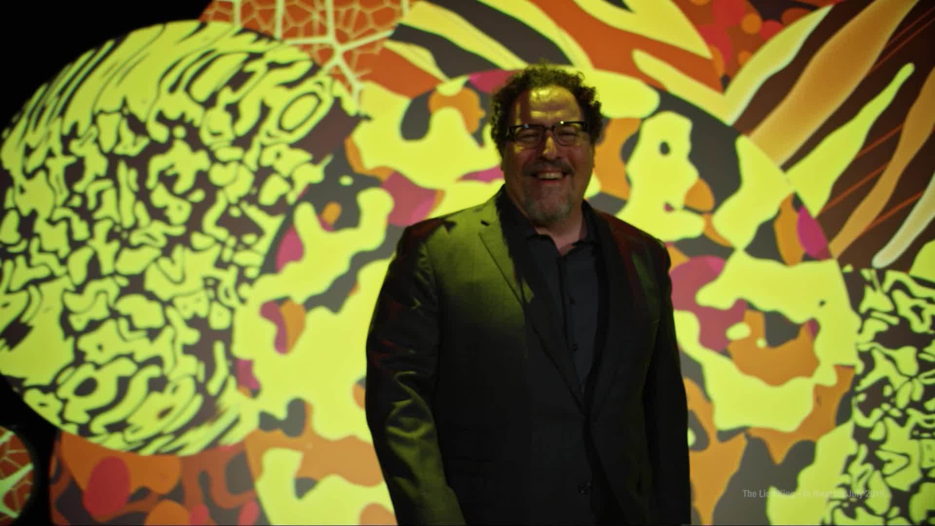 The Lion King - Jon Favreau   D23 Expo