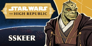 Sskeer | Characters of Star Wars: the High Republic