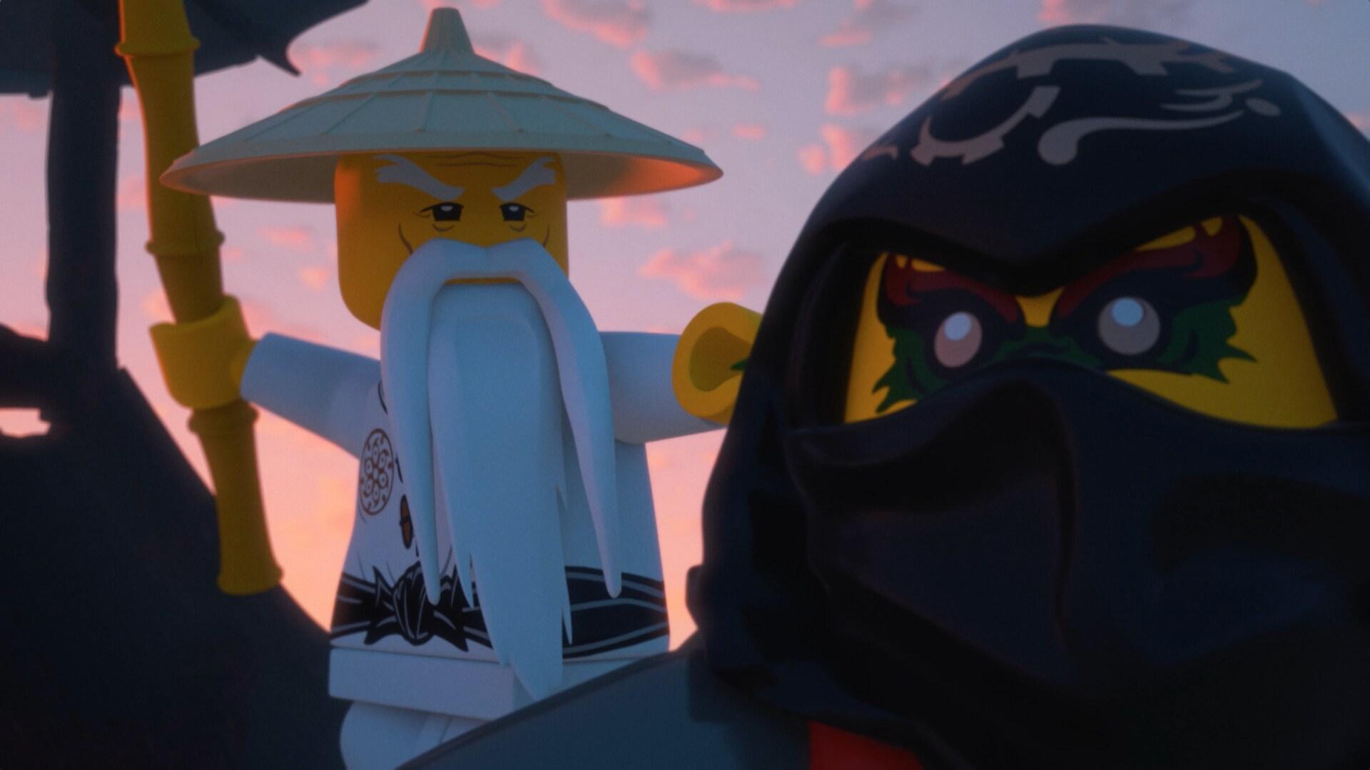 Batalha Ninjago