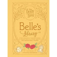 Beauty and the Beast Belle's Library Book