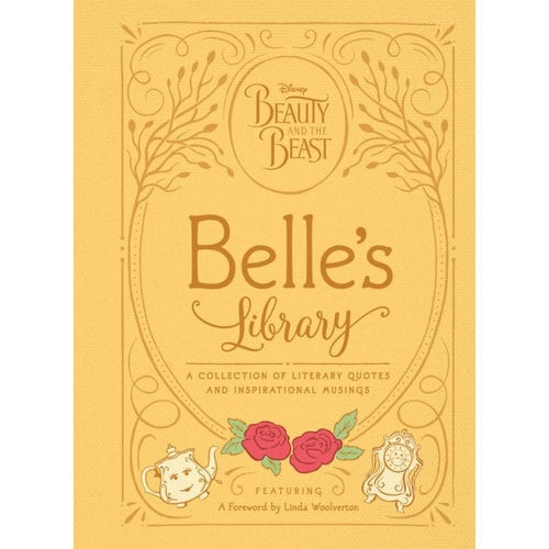 Beauty And The Beast Novel Pdf: Beauty And The Beast Belle's Library Book