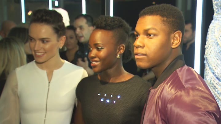 Star Wars Force 4 Fashion Event in NY - Disney Style