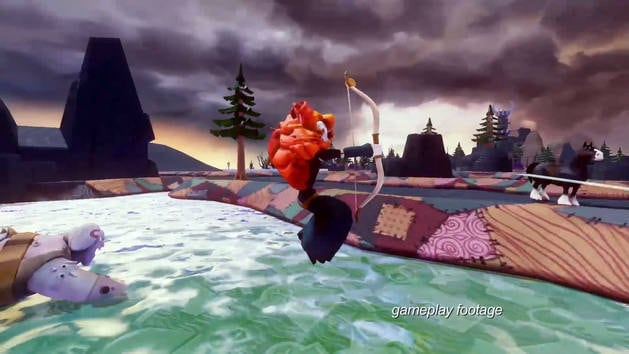 Disney Infinity 2.0: Maleficent and Merida