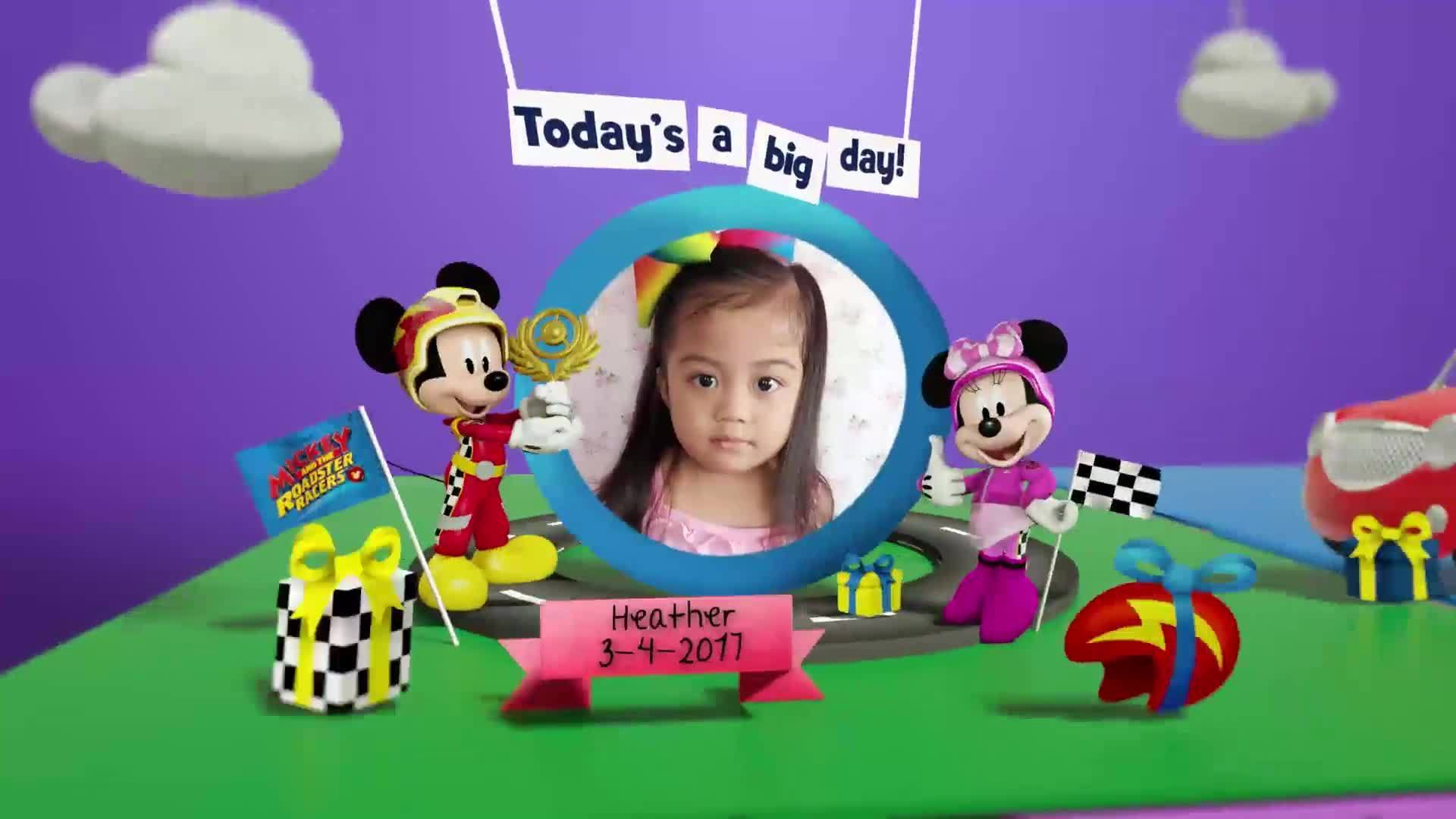 Disney Junior Birthday Book 2020 April Album 12