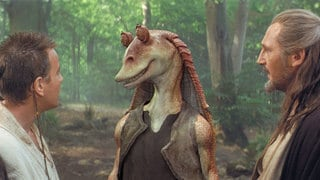 Jar Jar Binks Biography Gallery