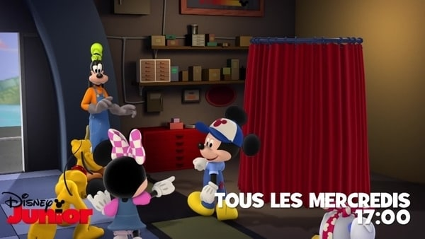 Le pneu collector de Mickey