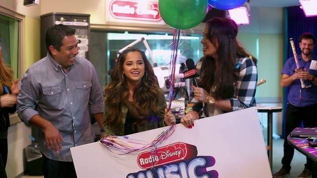 Becky G 2015 RDMA Nomination Surprise