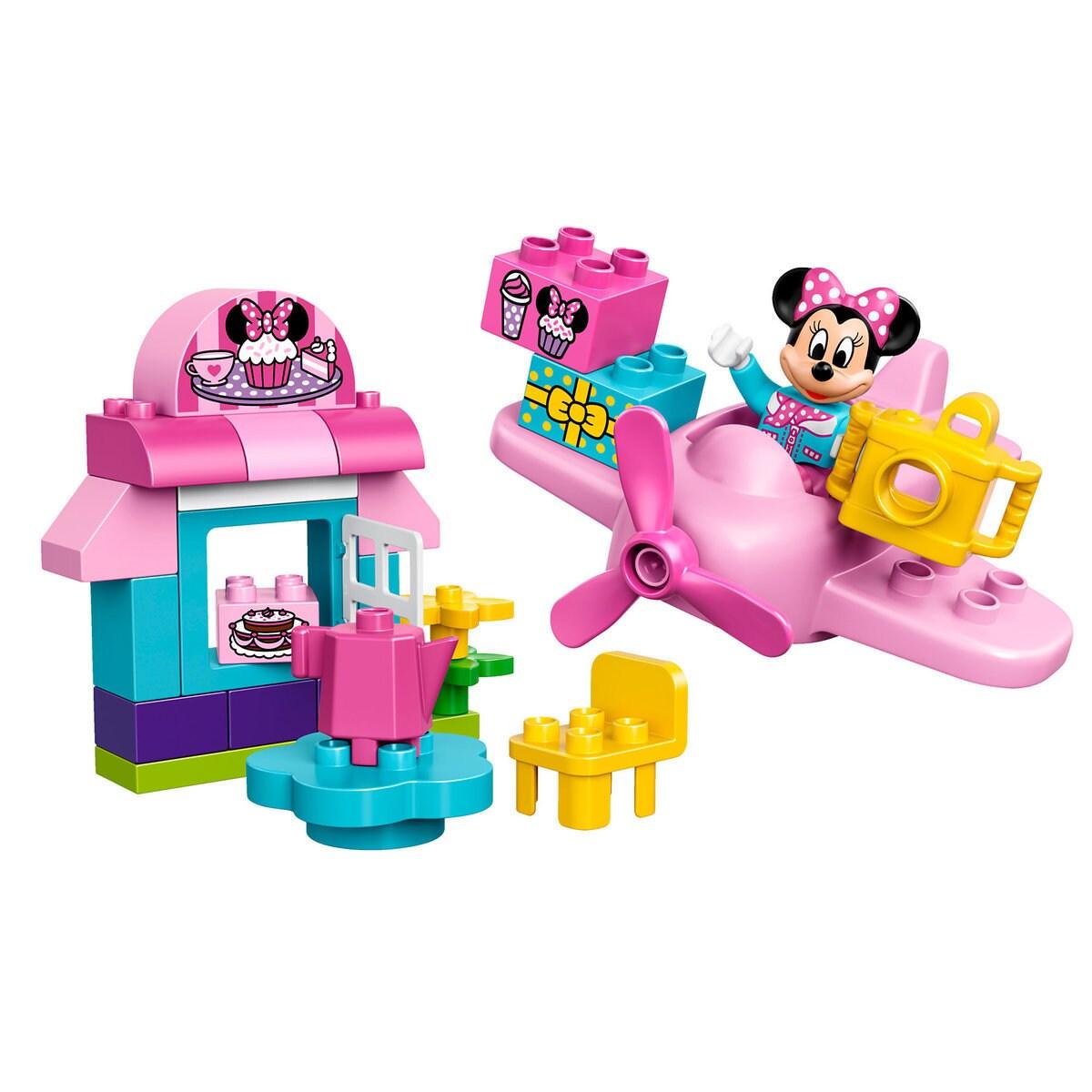 Minnie Mouse Minnies Café Lego Duplo Playset Shopdisney