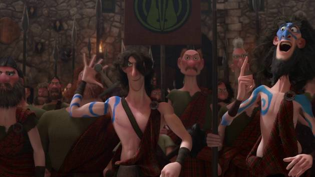 Brave - The Suitors | Brave | Disney Australia Video