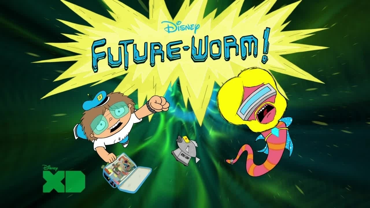 Future Worm - No Anchovies!