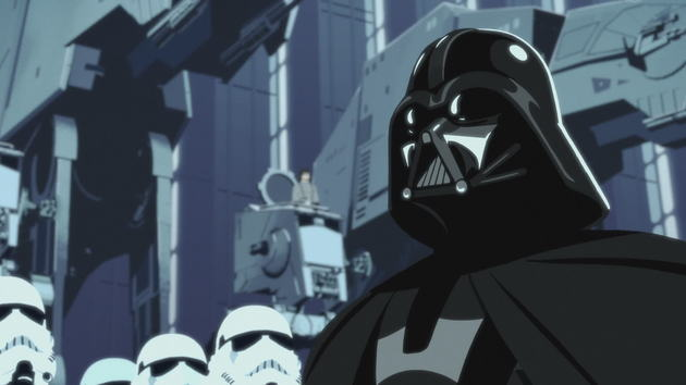 Darth Vader - Might of the Empire | Star Wars Galaxy of Adventures